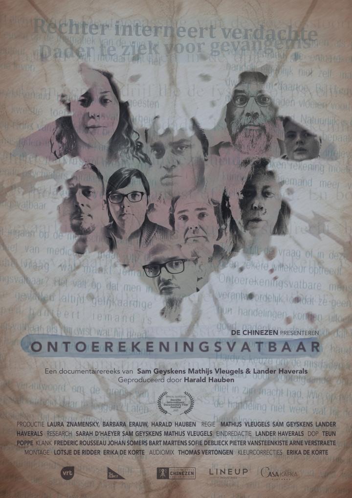 Poster Ontoerekeningsvatbaar